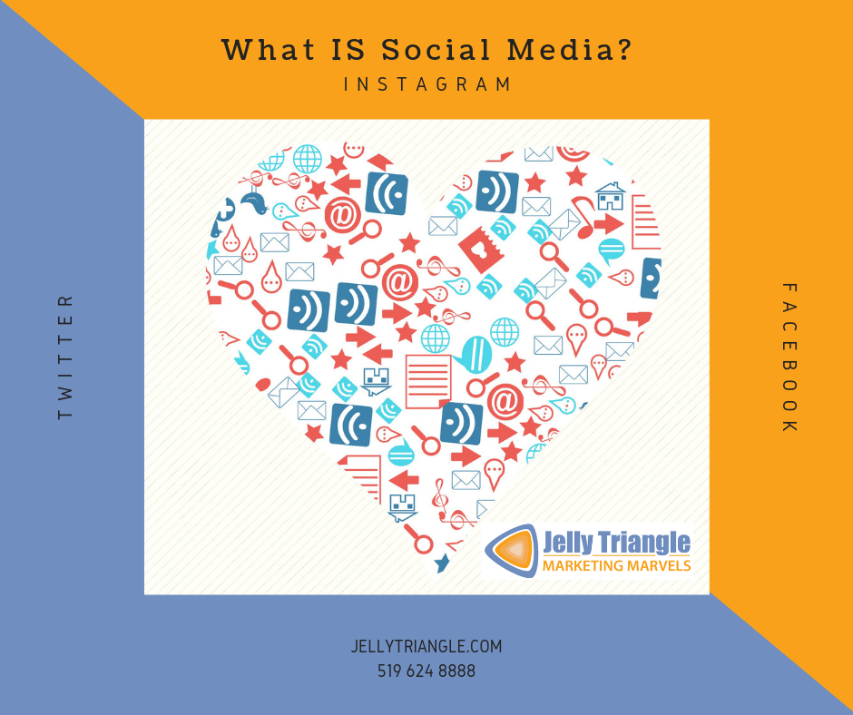 What is social media FB